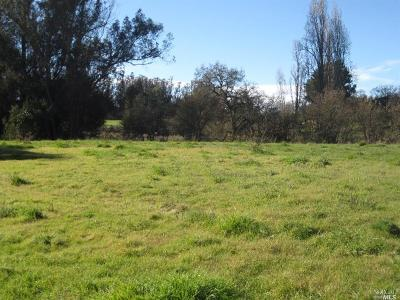 Cotati Residential Lots & Land For Sale: 3 Lund Hill Lane