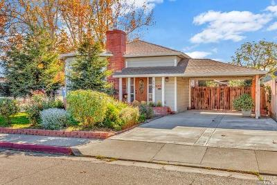 Dixon Single Family Home For Sale