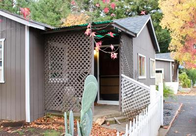Ukiah Multi Family 2-4 For Sale: 820 Jackson Avenue