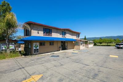 Ukiah CA Commercial For Sale: $555,000