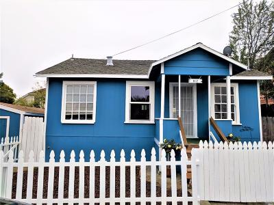 Vallejo CA Single Family Home For Sale: $310,000