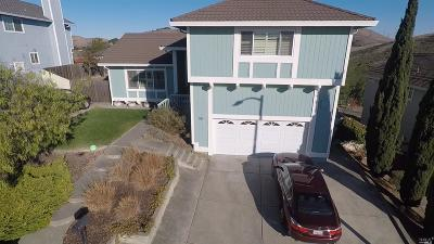 Vallejo CA Single Family Home For Sale: $525,000