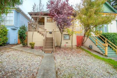 Vallejo CA Single Family Home For Sale: $399,000