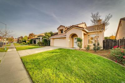 Napa County Single Family Home For Sale: 14 Sea Breeze Court