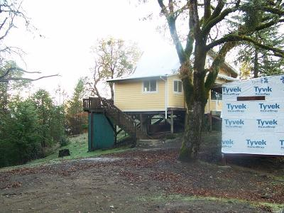 Willits Single Family Home For Sale: 17420 Shaffer Ranch Road