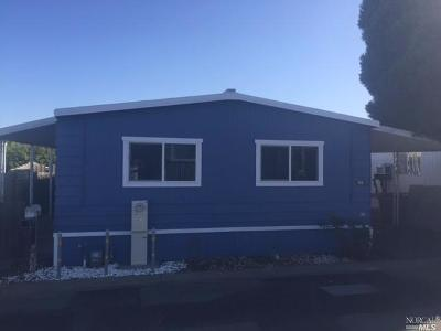 American Canyon Mobile Home For Sale: 2525 Flosden Road #168, 168