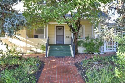 Calistoga Single Family Home For Sale: 1443 Second Street