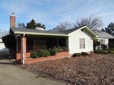 Ukiah Single Family Home For Sale: 10 Mill Court