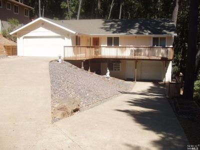 Willits Single Family Home For Sale: 3540 Primrose Drive