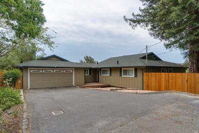 Petaluma Single Family Home For Sale: 3 Troy Court