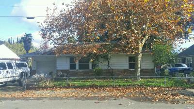 Ukiah Single Family Home For Sale: 149 Cresta Drive