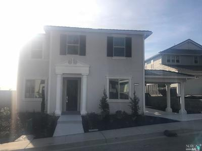 Vallejo Single Family Home For Sale: 1458 Montclair Street
