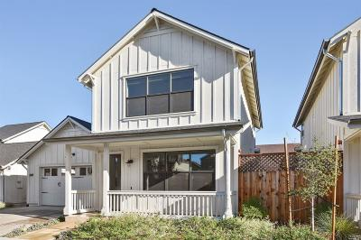 Sonoma Single Family Home For Sale: 308 Hatchery Lane