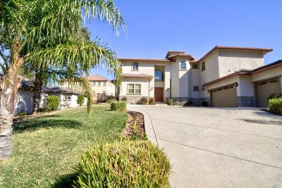 Vacaville Single Family Home For Sale: 2025 Zinfandel Court