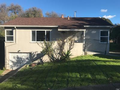 Vallejo Single Family Home For Sale: 6 Beverly Drive