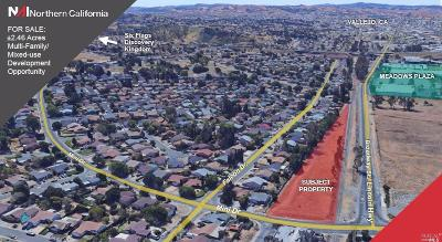 Vallejo Residential Lots & Land For Sale: Mini Drive