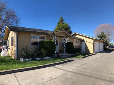 Napa County Multi Family 2-4 For Sale: 1740 Menlo Avenue