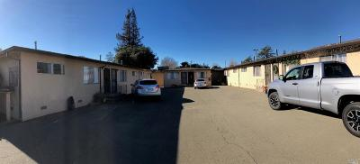 Napa Multi Family 5+ For Sale: 2301 Adrian Street