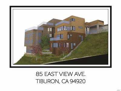 Tiburon Residential Lots & Land For Sale: 85 Eastview Avenue