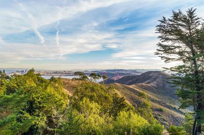 Marin County Residential Lots & Land For Sale: Wolfback Ridge Road
