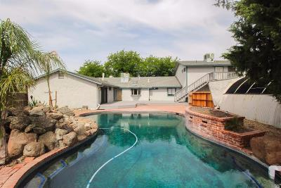 Vacaville Single Family Home Contingent-Show: 7932 North Locke Road