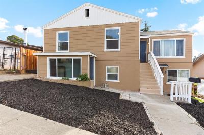 Vallejo Single Family Home For Sale: 333 Pecan Street