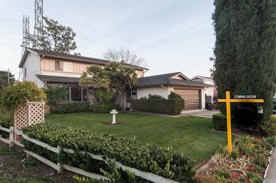 Fairfield Single Family Home For Sale: 1870 Salisbury Drive