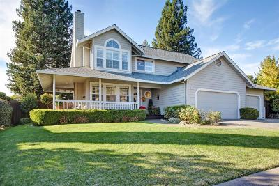 Healdsburg CA Single Family Home For Sale: $1,695,000