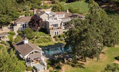Napa Single Family Home For Sale: 1091 Simpkins Road