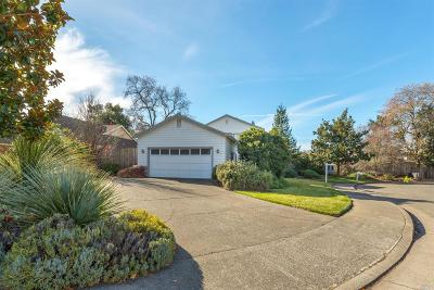Sonoma Single Family Home For Sale: 19350 Arkay Court
