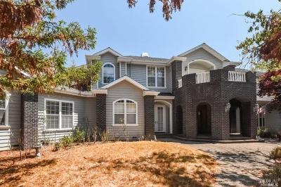 Novato Single Family Home For Sale: 13 Rebelo Lane