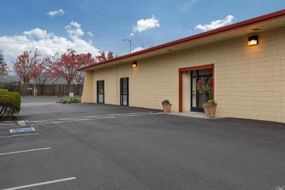 Petaluma CA Commercial For Sale: $2,190,000