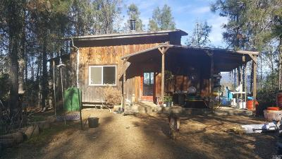 Redwood Valley Farm & Ranch For Sale: 18759 Scenic Drive