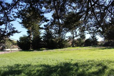 Marin County Residential Lots & Land For Sale: Dillon Beach (Aka First St) Road