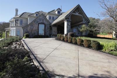 Fairfield Single Family Home Contingent-Show: 5328 Boulder Ridge Court