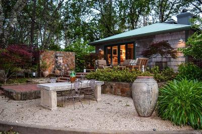 Angwin Single Family Home For Sale: 315 Alta Loma Drive
