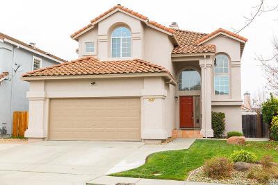 Napa CA Single Family Home For Sale: $799,000