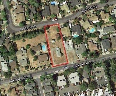 Napa Residential Lots & Land For Sale: 764 Central Avenue