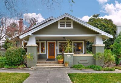 Healdsburg CA Single Family Home For Sale: $2,895,000
