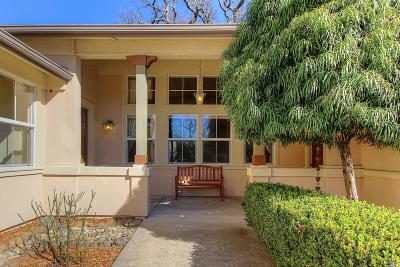 Santa Rosa Single Family Home For Sale: 6272 Old Redwood Highway