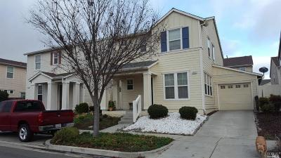 Suisun City Single Family Home For Sale: 1022 Driftwood Drive