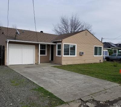 Napa Single Family Home For Sale: 74 Harrison Avenue