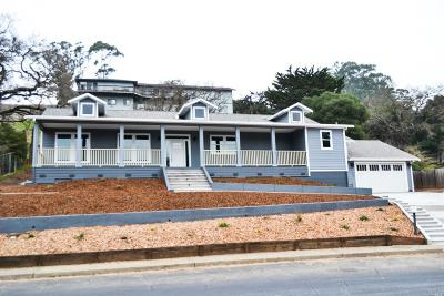 Novato Single Family Home For Sale: 700 Cherry Street