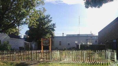 Fairfield Residential Lots & Land For Sale: 533 Jefferson Street