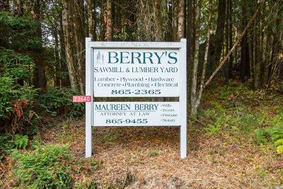 Cazadero Business Opportunity For Sale: 23640 Highway116 Highway