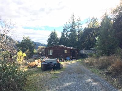 Laytonville Farm & Ranch For Sale: 54915 Wildwood Drive