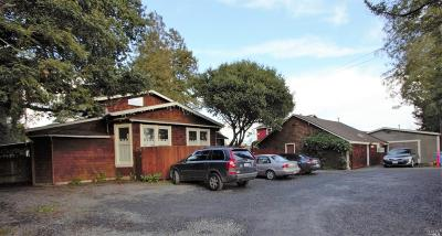 Single Family Home Sold: 10266 Old Redwood Highway North