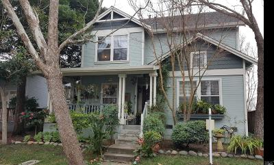 Suisun City Single Family Home For Sale: 723 Bay Street