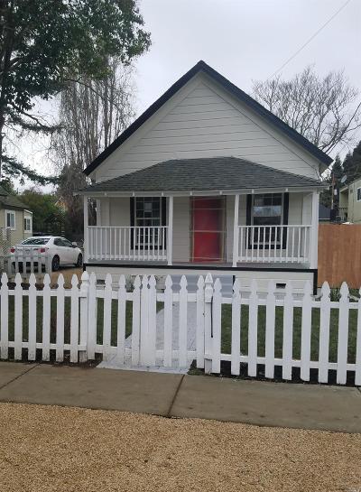 Napa Multi Family 2-4 For Sale: 463 Cross Street #465