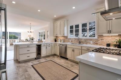 San Rafael Single Family Home For Sale: 2 Belloreid Avenue